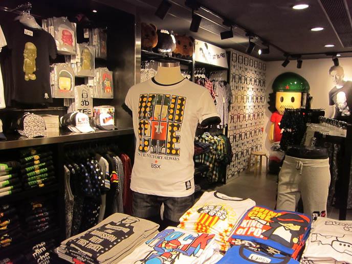 Revolution clothing store