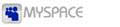 MySpace icon square logo